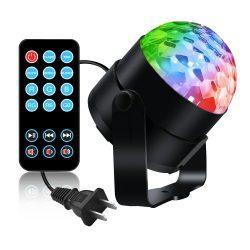 Vnina Disco Ball Dance Party Lights