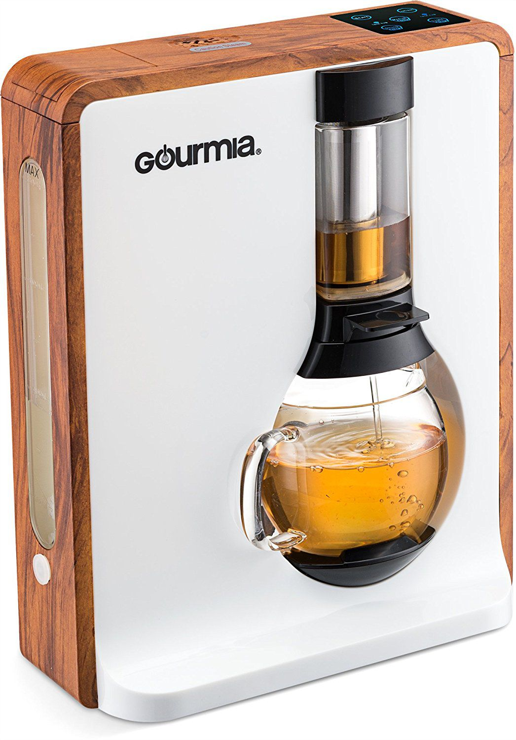 Gourmia Electric Square Tea Maker Best Offer