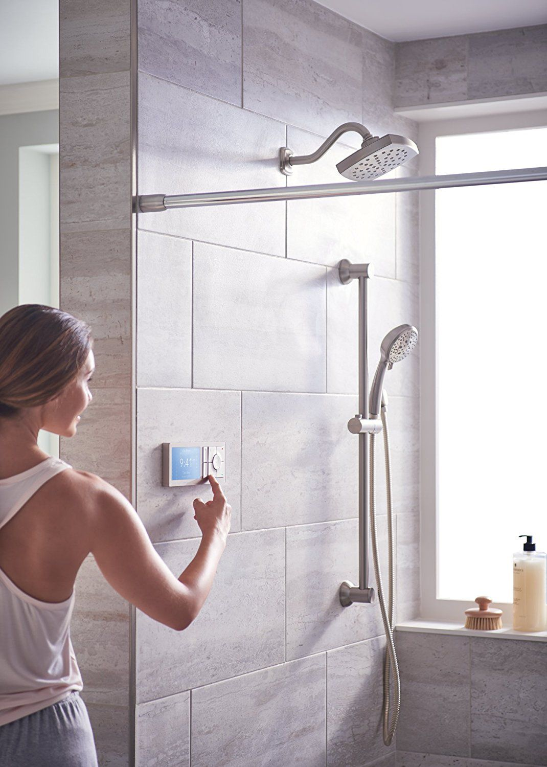 Moen U Shower Smart Home Connected Bathroom Controller