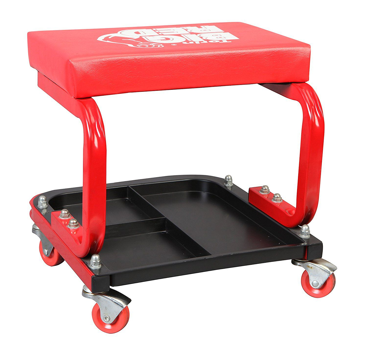 Padded Mechanic Stool With Tool Tray Best Offer