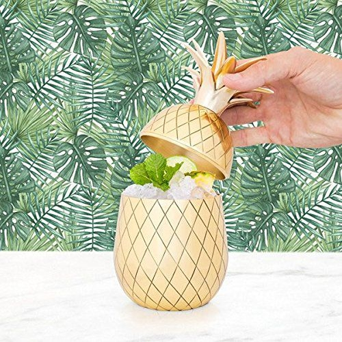 Pineapple Cocktail Shaker Best Offer Reviews