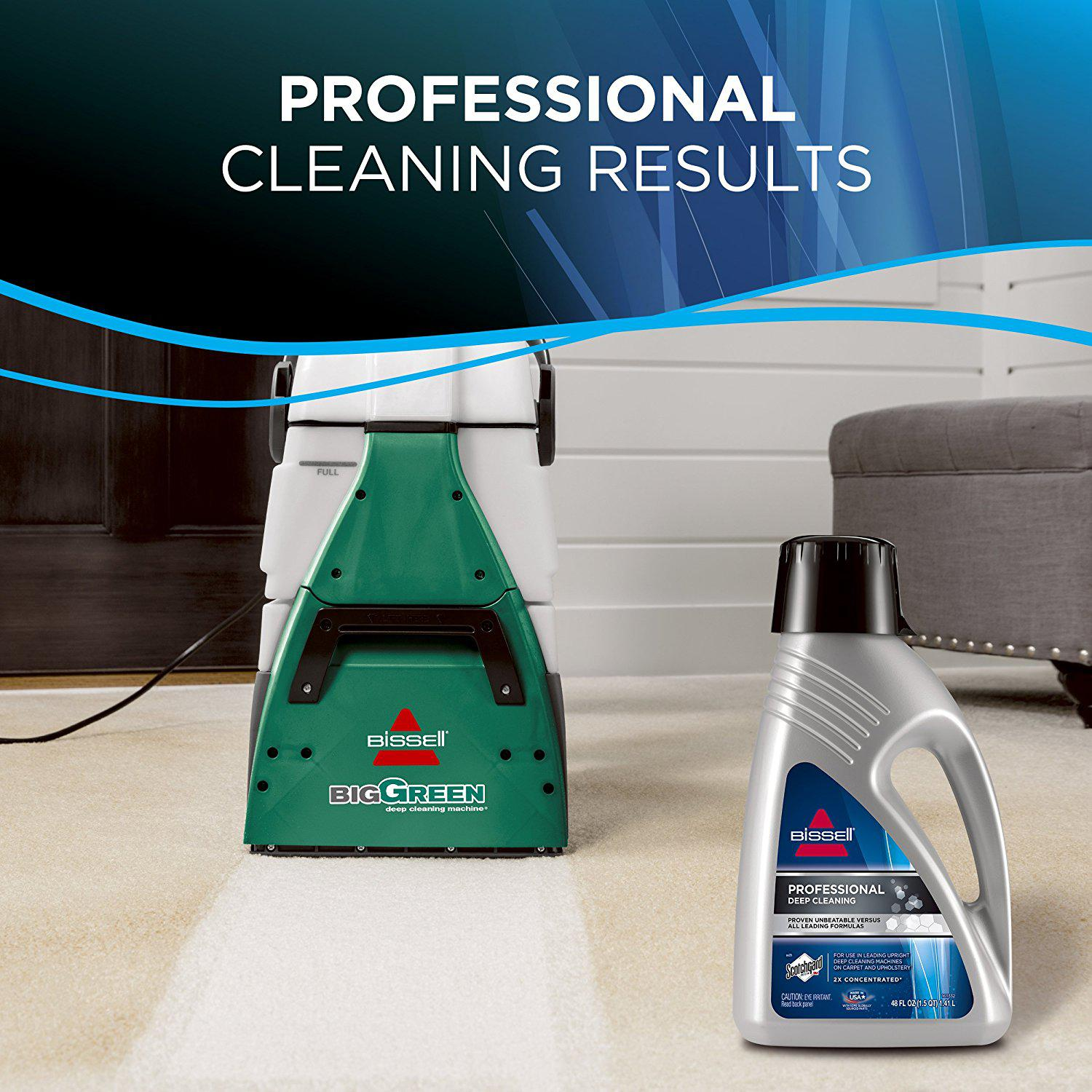 Bissell Deep Cleaning Professional Grade Carpet Cleaner