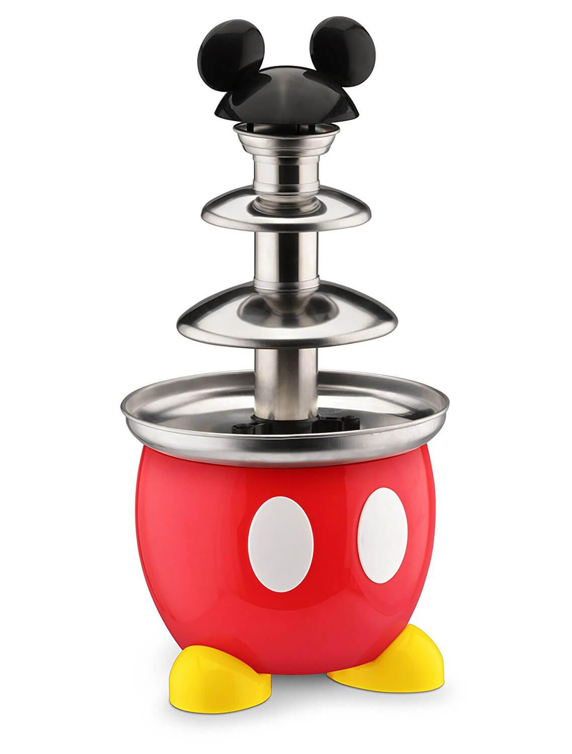 Disney Mickey Mouse Chocolate Fountain Best Offer