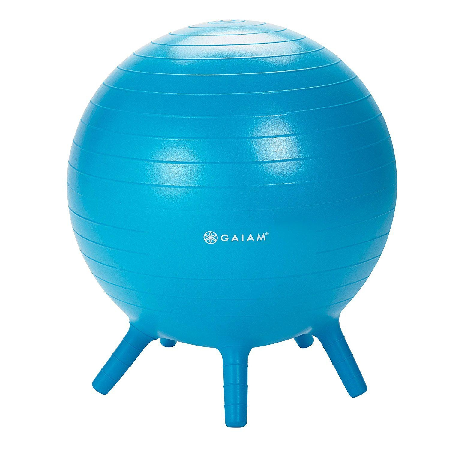 Gaiam Kids Stay N Play Children S Inflatable Balance Ball Best Offer Ineedthebestoffer Com