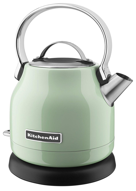 Electric Kettle Product ~ Kitchenaid liter electric kettle pistachio best offer
