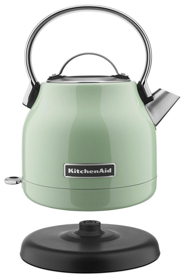 Food Electric Kettles ~ Kitchenaid liter electric kettle pistachio best offer