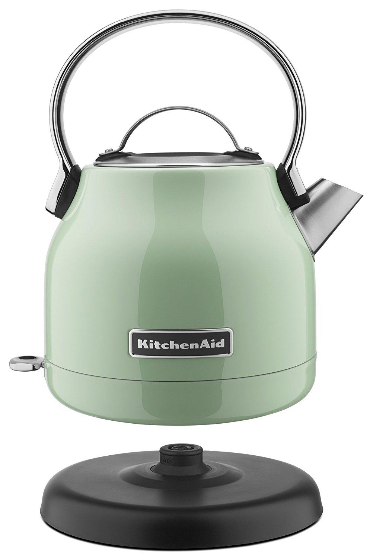 Kitchenaid 1 25 Liter Electric Kettle Pistachio Best Offer