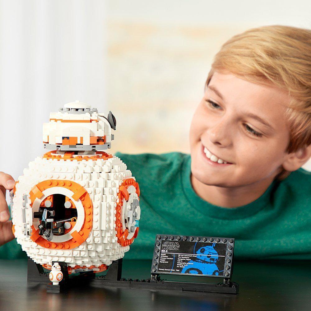Lego Star Wars Viii Building Kit 1106 Piece Best Offer