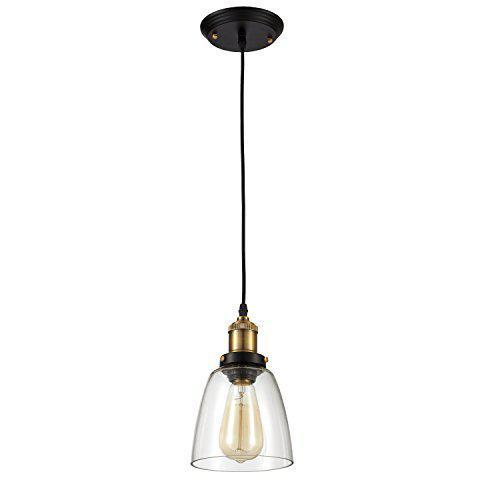 Mini Glass Shade Hanging Pendant Light Fixture Best Offer