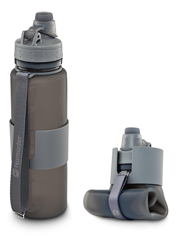 Nomader Collapsible Water Bottle Best Offer