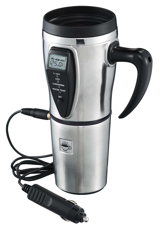 Best Heated Travel Coffee Mug