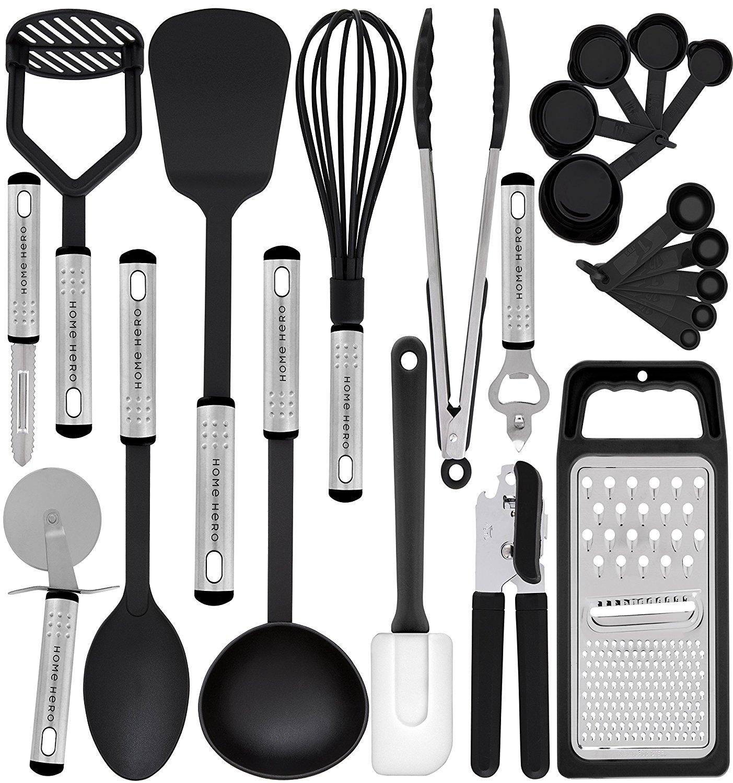 23 Nylon Cooking Utensils Best Offer