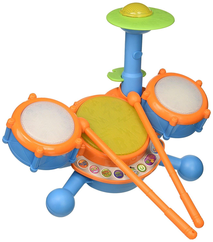 VTech KidiBeats Drum Set Best Offer iNeedTheBestOffer.com