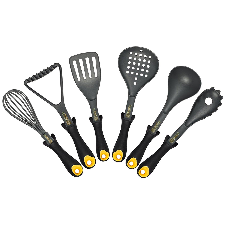 Kitchen Utensils Product ~ Zestkit piece kitchen utensils set best offer reviews