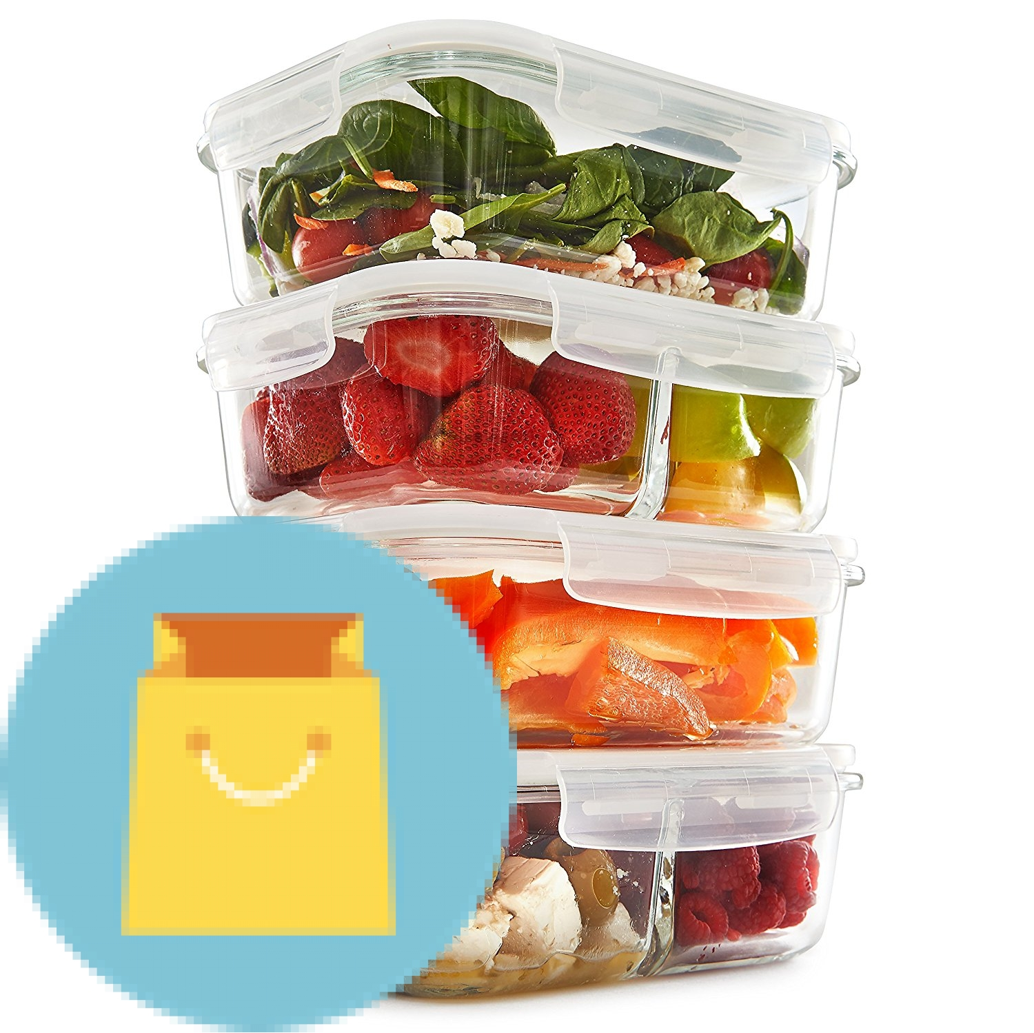 Best Baby Food Glass Storage Containers