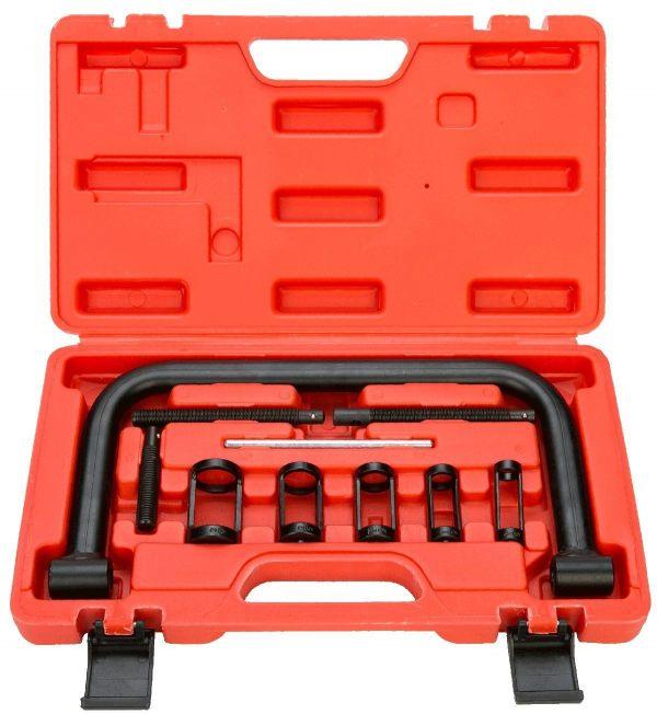 AUTO Solid Valve Spring Compressor Automotive Tool Set