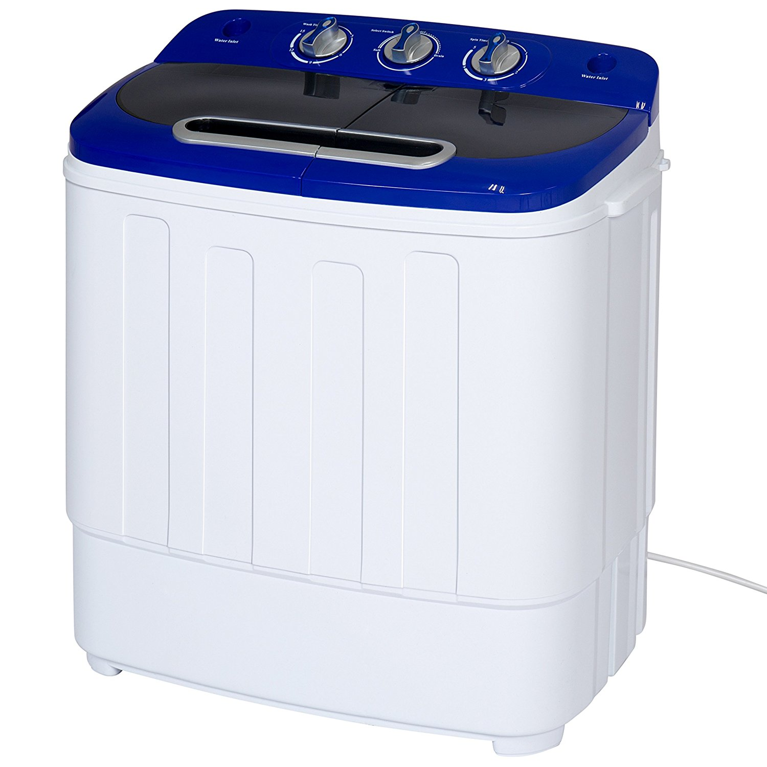 Best Choice Products Portable Compact Mini Twin Tub