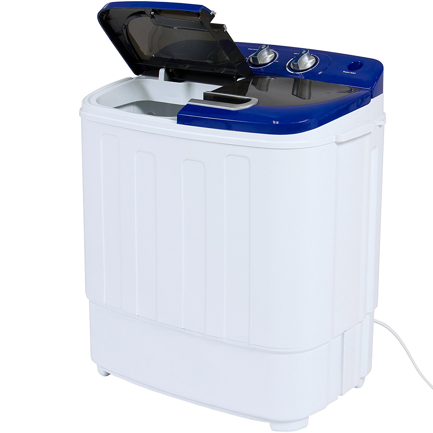 Best Choice Products Portable Compact Mini Twin Tub ...