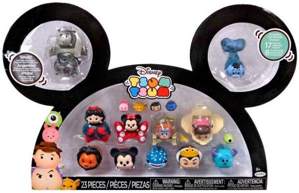 Disney Tsum Tsum Buzz Minifigure 17-Pack