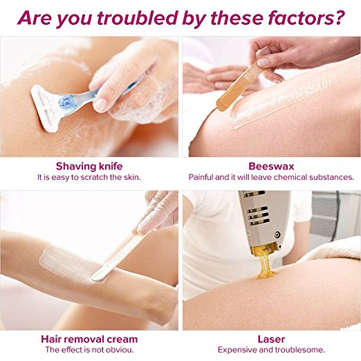 recensioni best braun epilator for bikini line
