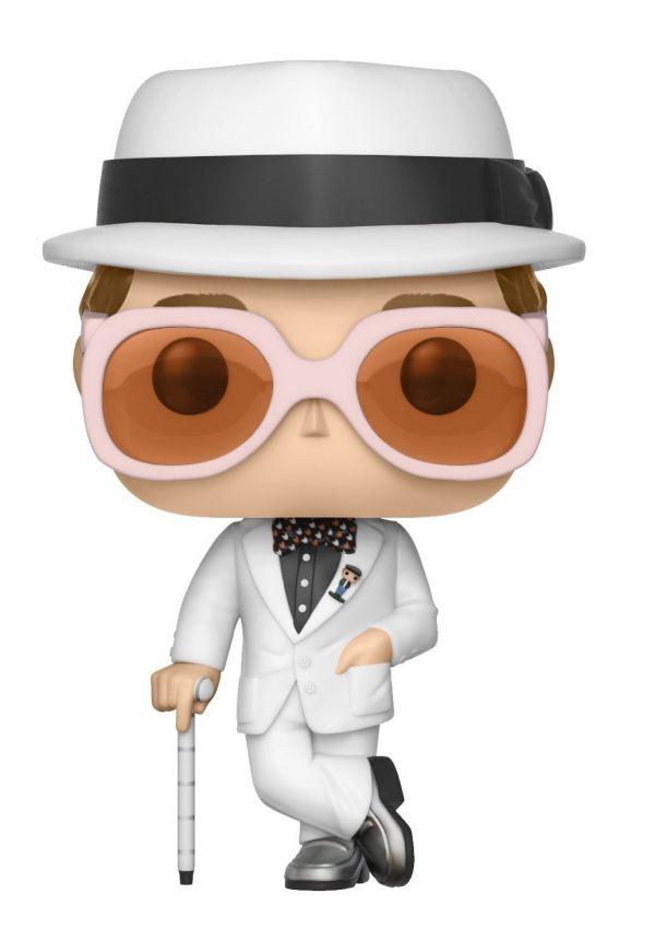 Elton John Collectible Figure