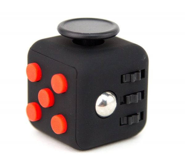 Fidget Cube Toy For Anxiety Stress Helps