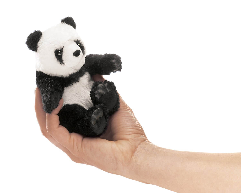 Finger Puppet Cat Toy