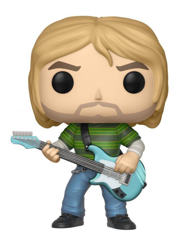 Funko Pop Music Kurt Cobain Collectible Figure