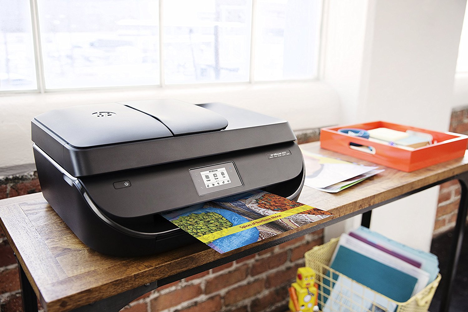 hp officejet 4650 wireless all in one photo printer best offer. Black Bedroom Furniture Sets. Home Design Ideas