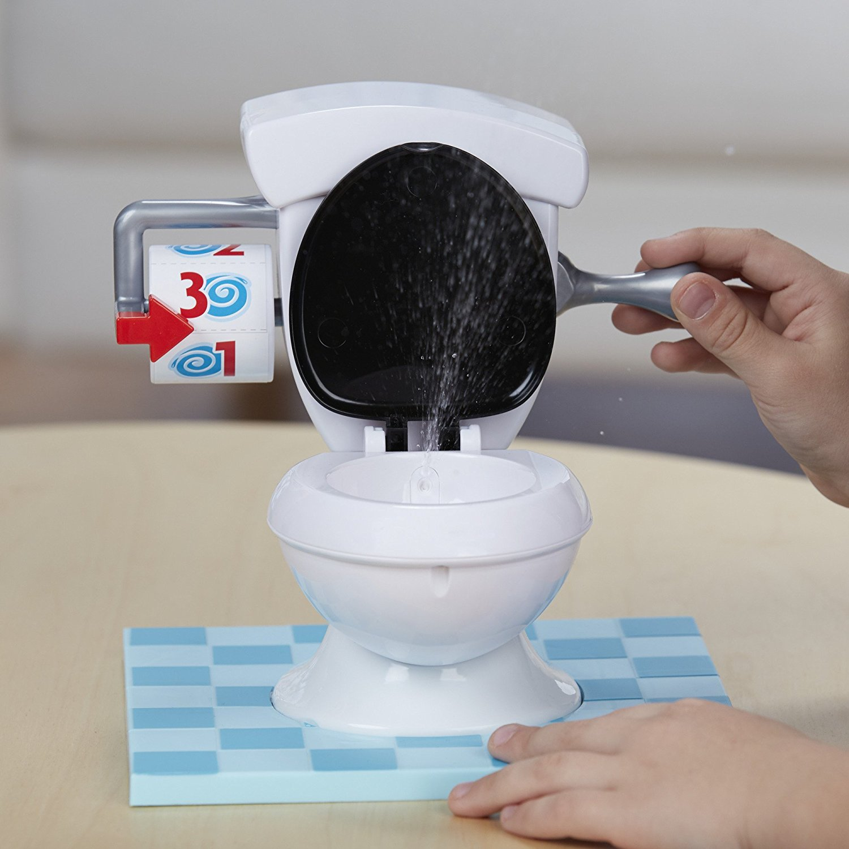 Toilet Games
