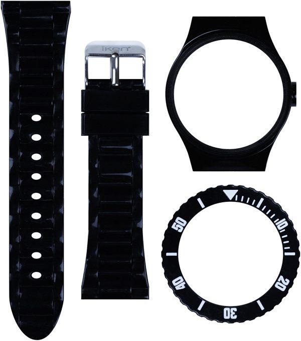 Iken 4-Part Pack in Black