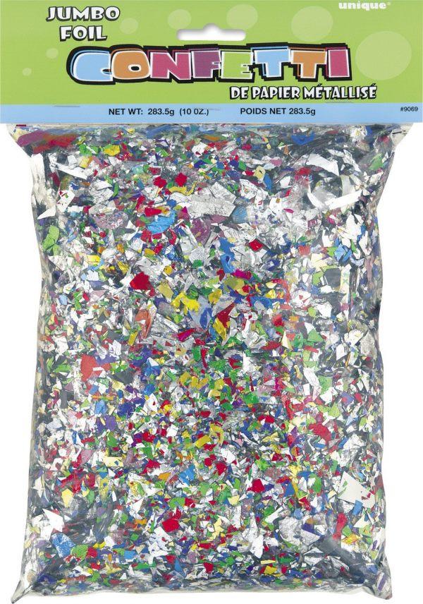 Jumbo Bag of Foil Confetti