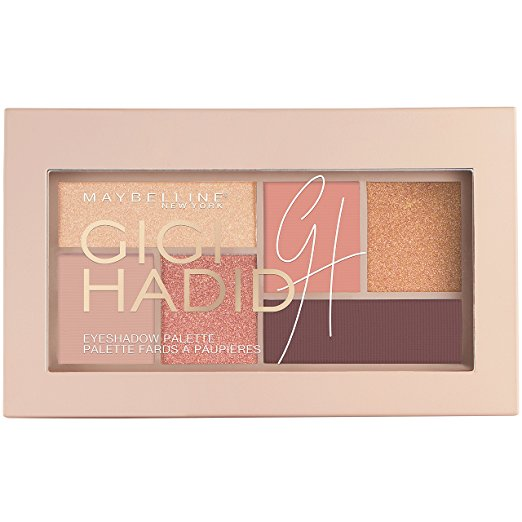 Maybelline New York Gigi Hadid Eyeshadow Palette, Warm