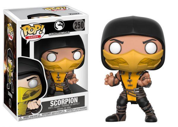 Mortal Kombat-Scorpion Collectible Vinyl Figure