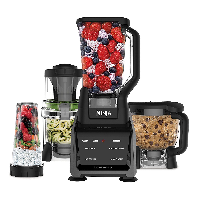 Ninja Intelli Sense Kitchen System With Auto Spiralizer