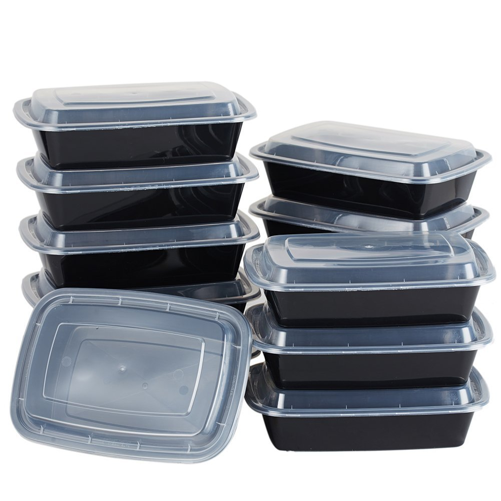 NutriBox Plastic Food Storage Containers Best Offer