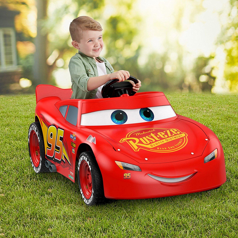 power wheels disney pixar cars 3 lightning mcqueen best