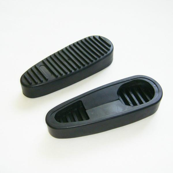 Ribbed Stealth Slip on Rubber Combat Buttpad Butt Pad