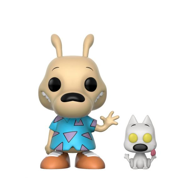 Rocko and Spunky Collectible Toy