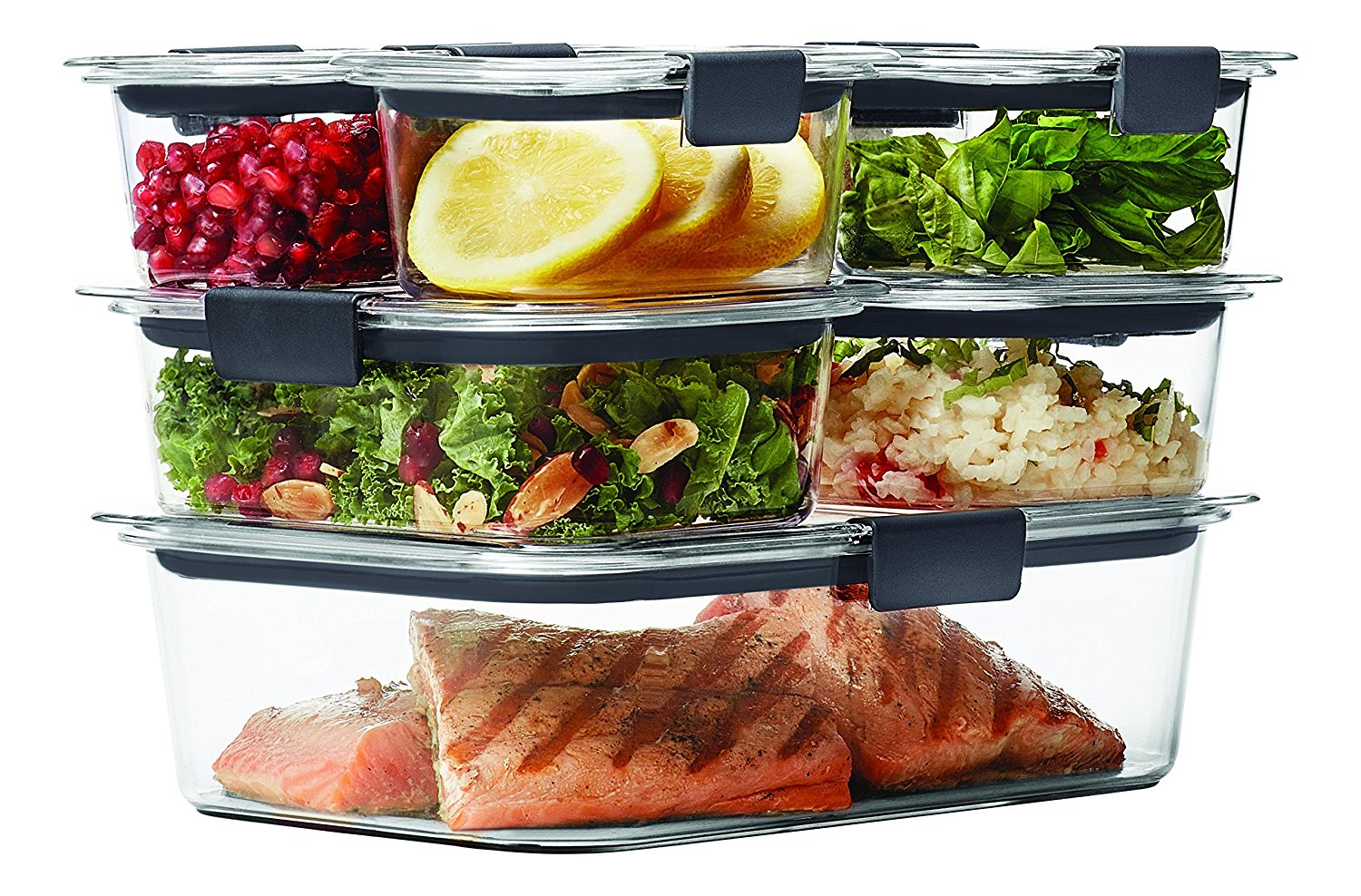 Rubbermaid Brilliance Food Storage Container Best Offer