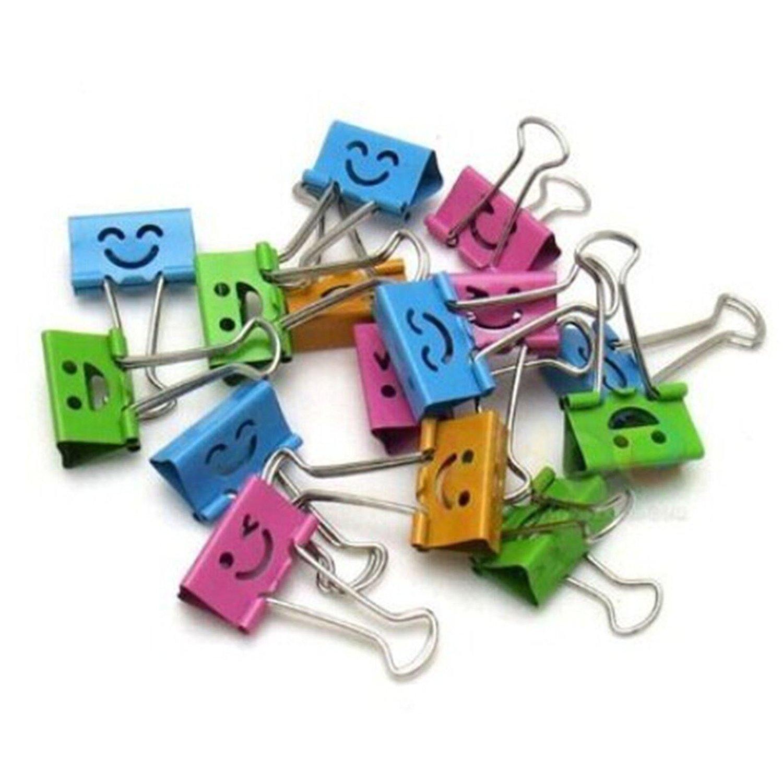 Smiling Binder Clips Best Offer INeedTheBestOffer.com