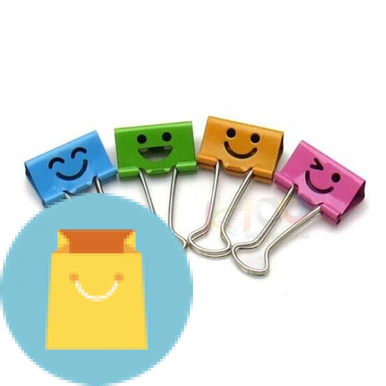 Smiling Binder Clips Best Offer