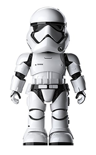 Star wars first order stormtrooper robot with companion - Robot blanc star wars ...
