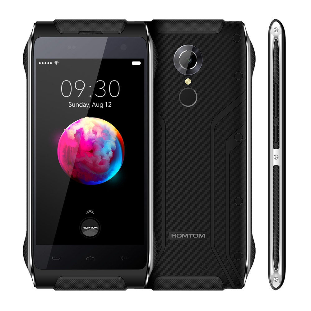 HOMTOM HT20 Pro 4G Smartphone 4.7 Inch Android 6.0 MTK6753
