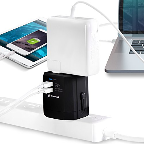 Efond Universal Adapter All In One Travel Plug Best Offer