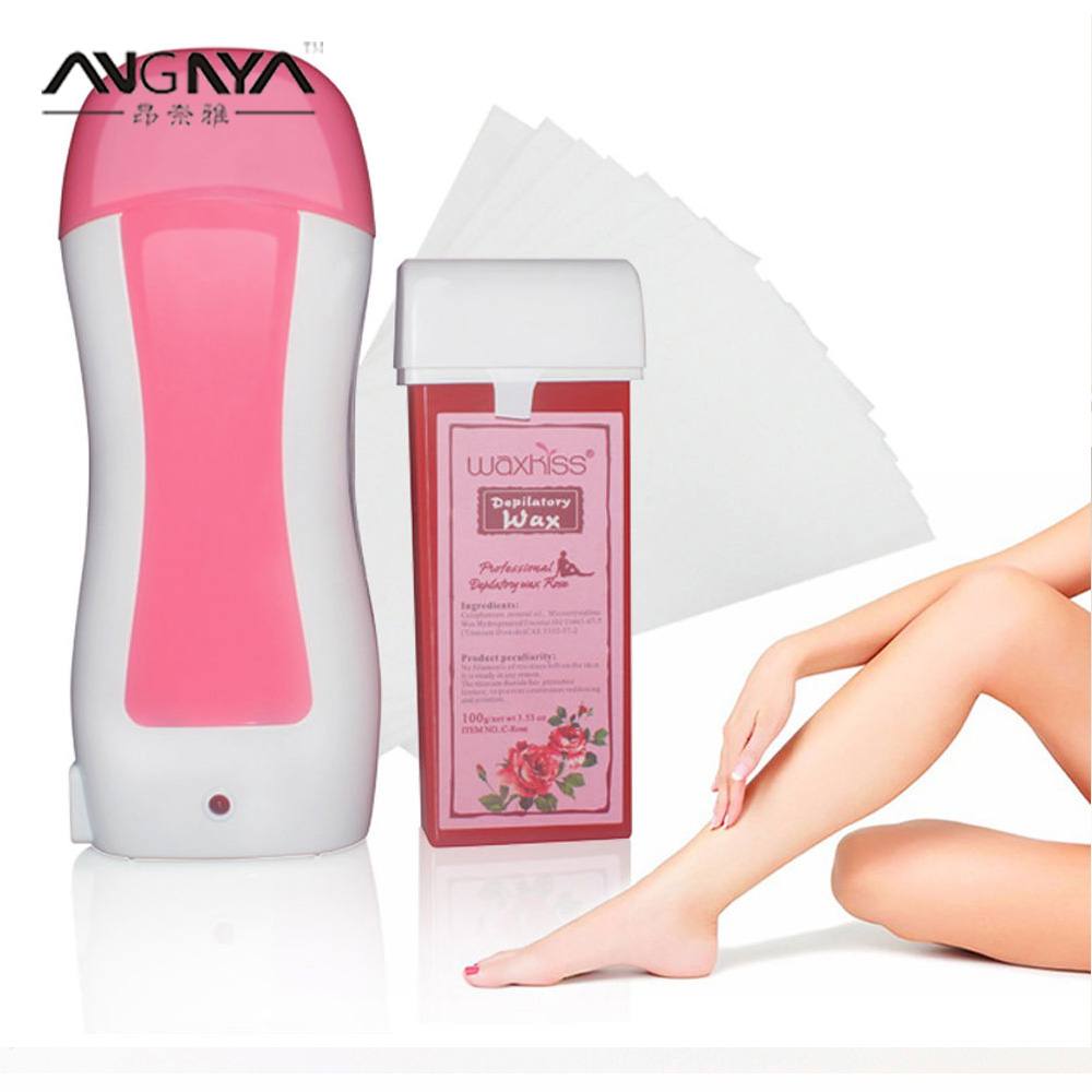 Depilatory Suit Epilator Waxing Heater For Roll On Hair