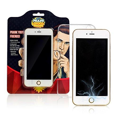Shock Phone Funny Prank Gag - Fake Shocking Cell Phone
