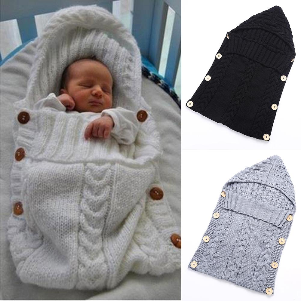 Newborn Baby Sleeping Bag Winter Warm Wool Best Offer