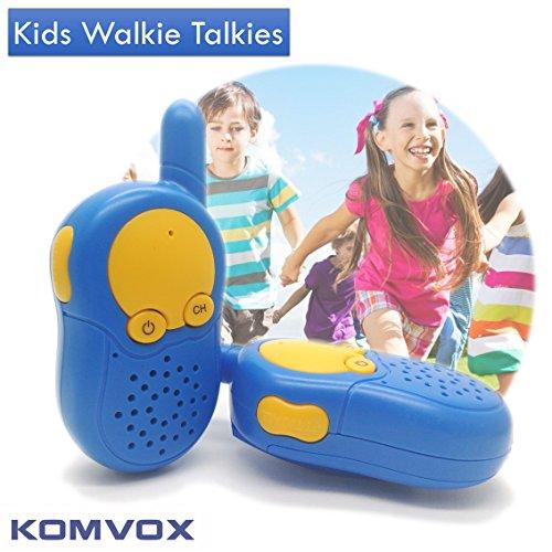 Walkie Talkies For Kids Durable Spy Kit Gears