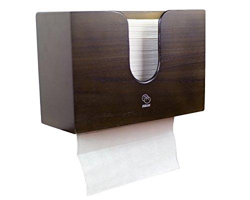 Paper Towel Dispenser For Kitchen & Bathroom - Wall Mount